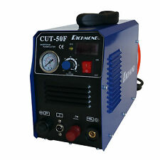 RICHMOND CUT50F PILOT ARC PLASMA CUTTER 220V 50A 18 BONUS CONSUMABLES