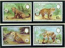 BELIZE, 1983 WWF Jaguar **, FDC, Maximumk., (9445)