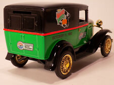 Vintage 1929 Ford Model A Van Charlotte Motor Speedway Mellow Yello 500 MOS MIB