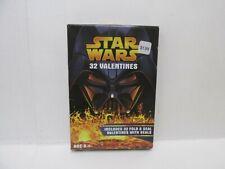 Papier Magique Groupe Star Wars 32 Pli & Scellé Valentin Cartes val187