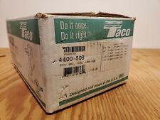 Taco 1400 50b Circulating Pump