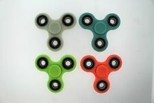 """Fidget Spinner """"Glows in Dark""""- """"Pack of 4""""- 4 different Spinners- Free shipping"""