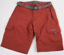 Trango Mujer Pantalones Cortos Shorts Burley Sn ROJO S