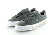 Converse Cons One Star Ox Thunder Ash Grey Leather Lunarlon Gr. 42,5 / 43,5 US 9