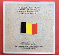 Belgique - Serie FDC 1989   FR + VL