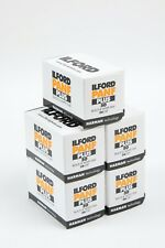 Ilford Pan F Plus 50 35mm 36 Exposure Film - Pack of 5 - Fresh Stock Aug 2023