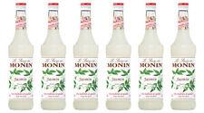 Monin Sirup Jasmin, 0,7L, 6er Pack
