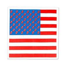 Las Piedras ROLLING-EE. UU. bandera de la lengua () - Pañuelo oficial