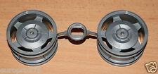 Tamiya 58550 Aero Avante/DF02/Df-02, 0440577/10440577 Rear Wheels (2 Pcs) *53086