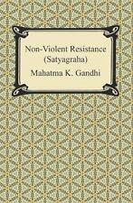 Non-Violent Resistance by M. K. Gandhi (2014, Paperback)