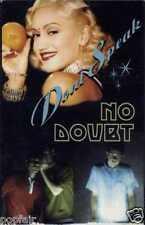 NO DOUBT - DON'T SPEAK 1996 UK CASSINGLE CARD SLEEVE SLIP-CASE