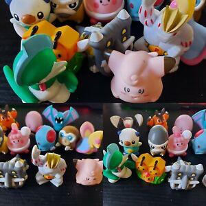Big Vintage Pokemon TOMY Nintendo Card Machamp Figures toy Bandai bundle CGTSJ 2