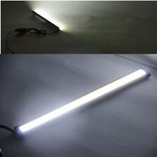 Waterproof Car Fog Driving Lamps DC12V 2x Super Bright White COB LED Lights DRL