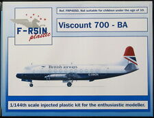 F-RSIN Models 1/144 VICKERS VISCOUNT 700 British Airways