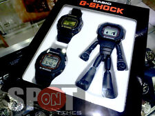 Casio G-Shock 30th Anniversary G-Shockman Figure Box Set Men's Watch GSET-30-1D