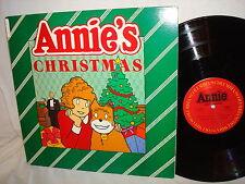christmas ANNIE'S CHRISTMAS- WOODSON/ROBIN IGNICO-COLUMBIA CC 3861 NM/VG+  LP