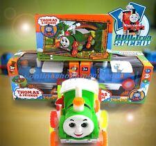 CRAZY THOMAS THE TANK ENGINE & FRIENDS LED LIGHT & SOUND TRAIN CHILD KIDS TOY