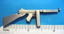 Machine gun 30 round mag - hat pin , tie tac , lapel pin , hatpin ( GIFT BOXED )