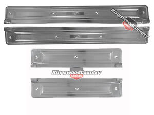 Ford Scuff Plate /Panel Door Sill FRONT +REAR Left +Right XA XB XC