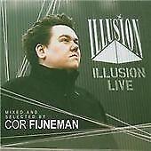 DJ Cor Fijneman - Illision Live Vol 1 Mixed Black Hole Recordings Trance