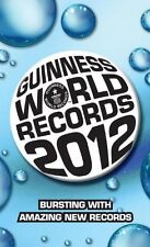 Guinness World Records 2012 (Guinness Book of Records (Mass Market)) by Glenday,