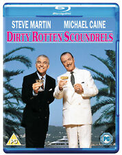 Dirty Rotten Scoundrels [1988] (Blu-ray) Steve Martin, Michael Caine