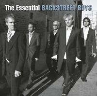 BACKSTREET BOYS (2 CD) THE ESSENTIAL ~ GREATEST HITS / BEST OF 90's *NEW*