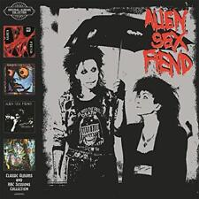 Alien Sex Fiend - Classic Albums And BBC Sessions Collection (NEW 4CD)