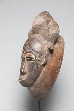 Baule Costume Mask, Côte d'Ivoire, African Tribal Arts, African Masks