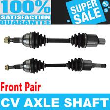 2x Front CV Drive Axle Shaft for CHEVROLET EQUINOX 07-09 V6 3.4L