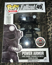 Funko POP! Fallout Power Armor #49 Gamestop Black Friday Exclusive