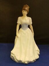 "Royal Doulton Collectors Club Figurine Melody 5 1/4""h Hn4117"