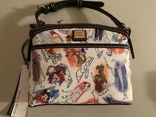 Disney Ink and Paint Crossbody Bag by Dooney & Bourke