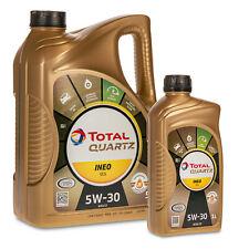 6 (51) Liter TOTAL QUARTZ INEO ECS 5W-30 Motoröl PEUGEOT CITROEN B71 2290