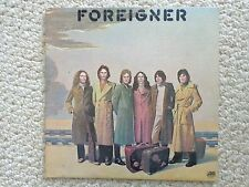 Foreigner Lp Self-named Sd 19109, 1977 by Atlantic Recording (#2103)