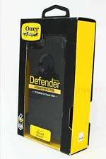 New OtterBox Defender Series Case with belt clip for iPhone 8 iPhone 7 - Black