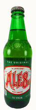 "Ale-8-One ""The Original Soft Drink"" Soda Pop Glass Bottles - 12 BOTTLES"