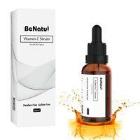 ✔Best Vitamin C Face Serum ✔Vitamin C+Hyaluronic Acid ✔Anti-Wrinkle & Ageing