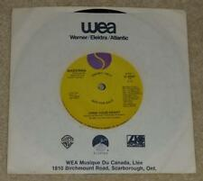 "MADONNA Open Your Heart CANADIAN PROMO 7"" VINYL SINGLE 92 85087 N.MINT!!"