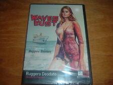 WAVES OF LUST DVD SILVIA DIONISIO AL CLIVER RUGGERO DEODATA LIZ TURNER global