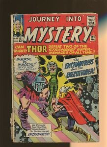 Journey Into Mystery 103 FR 1.5 *1 Book* Thor 1st Enchantress,Exectuioner