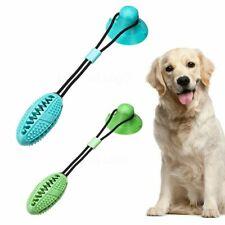 Pet Molar Bite Toy Multifunction Floor Suction Cup Dog Balls Interactive Puppy