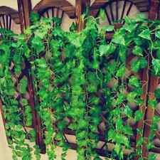 8.2feet Artificial Hanging Ivy Leaf Leave Garland Vine Foliage Flowers