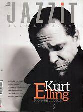 Jazzit 2016 93 marzo-aprile#Kurt Elling,Giovanni Falzone,Larry Young,Luca Nostro