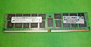 HP MICRON 16GB 2Rx4 PC4-2133P DDR4 ECC REG SERVER MEMORY 752369-081  @6