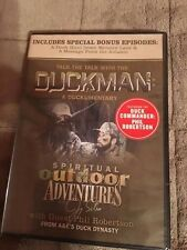 TALK THE TALK WITH THE DUCKMAN A DUCKUMENTORY DVD NEW
