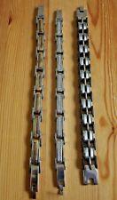 High Quality Heavy Stainless Steel Men Women Bracelet
