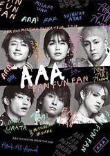 AAA FAN MEETING ARENA TOUR 2018 FAN FUN FAN DVD Japan AVBD-92719 4988064927197