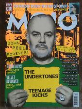 Mojo magazine - John Peel, Beach Boys, The Who, White Stripes (December 2004)
