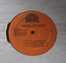 ORCHESTRE SEPTENTRIONAL - La Boule de Feu d'Haiti LP Latin Compas Funk